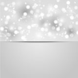 Silver background Stock Photo