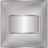 Silver background Royalty Free Stock Photo