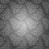 Silver background. Floral silver texture. Silver foil seamless f. Loral ornamental abstract vector pattern. Elegant floral seamless pattern background design Stock Photography