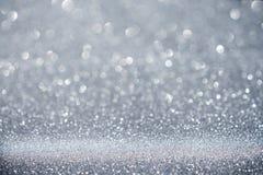 Silver background. Silver Glitter background, Christmass, valentine Stock Photo