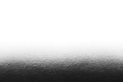 Silver background with gradient and header. Stock Photos