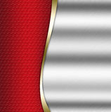 Silver background Royalty Free Stock Photos