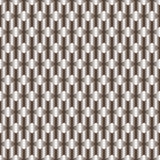 Silver background with rhombus and rods Stock Photos