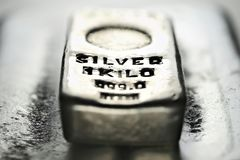 Free Silver Bar Stock Images - 143440424