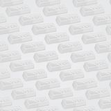 Silver Bars Seamless Pattern Stock Image