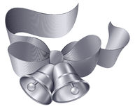 Silver Bells Stock Image