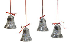 Silver bells Stock Photography