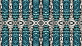 Silver and blue abstract background for the design of textiles, Royalty Free Stock Photography