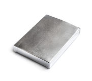 Silver box Royalty Free Stock Photography