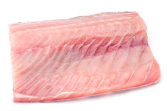 Silver carp fillet Royalty Free Stock Photography