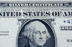 Silver Certificate Stock Images