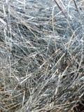 Silver tinsel Stock Photos