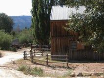 Silver City, Idaho Royalty Free Stock Photography