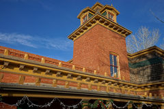 Silver city new mexico museum building Stock Images