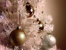 Silver Colorful Modern Christmas tree decoration modern Elements of holiday,Happy new yea