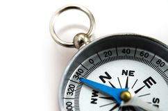 Silver Compass Stock Images