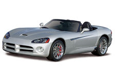Silver Convertible Stock Images