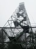 Silver Creek Fire Tower royalty free stock image