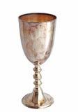 Silver cup Royalty Free Stock Photos