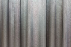 Silver Curtain Royalty Free Stock Photography