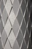 Silver Diamond Background Stock Image