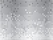 Silver disco Stock Photos