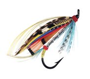 Free Silver Doctor Fly Fishing Lure Royalty Free Stock Photo - 159644955