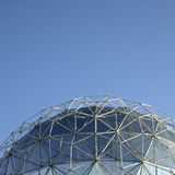 Silver dome Stock Photography