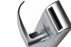 Silver Doorknob Stock Photos