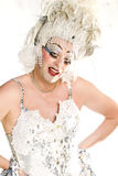 Silver  Drag Queen Stock Images