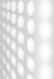 Silver elegant wallpaper Royalty Free Stock Photo