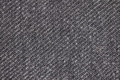 Silver fabric pattern macro Royalty Free Stock Image