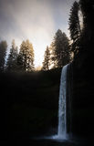 Silver Falls State Park Royalty Free Stock Photography