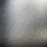 Silver foil. A large sheet of rendered silver or tin foil Royalty Free Stock Images