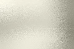 Silver foil texture background stock images