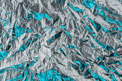 Silver  foil Stock Images