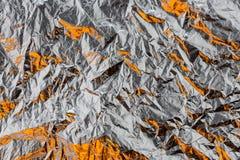 Silver  foil Stock Photos