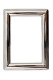 Silver Frame Stock Photography