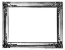 Free Silver Frame Royalty Free Stock Images - 5478329