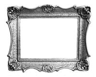 Free Silver Frame Stock Photography - 5478362