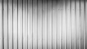 Silver galvanized iron background Royalty Free Stock Photography