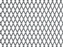 Silver gauze Stock Image