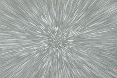 Silver glitter explosion lights abstract background Royalty Free Stock Image