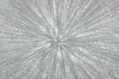 Silver glitter explosion lights abstract background Royalty Free Stock Photos