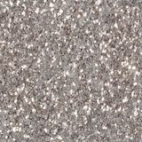 Silver glitter sparkle. Background for your design. Seamless squ. Are texture stock photography
