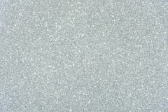 Silver glitter texture abstract background royalty free stock photos