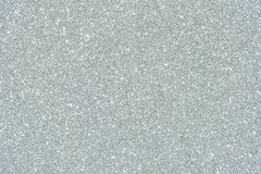 Silver glitter texture abstract background royalty free stock photo
