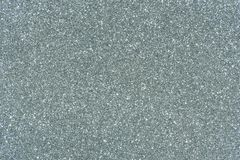 Silver glitter texture abstract background stock image