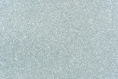 Silver glitter texture abstract background stock photos