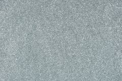 Silver glitter texture abstract background stock photography